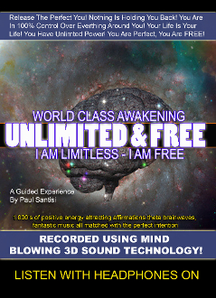 Unlimited & FREE Meditation 1000's Of Awakening Affirmations 3D