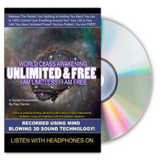 2CD SET Unlimited & FREE Meditation 1000's Of Affirmations 3D