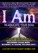 MIND BLOWING 3D Guide Meditation 1000's of I AM Affirmations