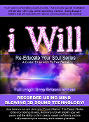 Re-Educate Your Soul Series 3D Sound I Will  FULL Length Deep R