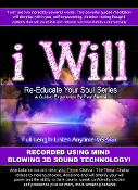 Re-Educate Your Soul Series 3D Sound I Will Listen Anytime