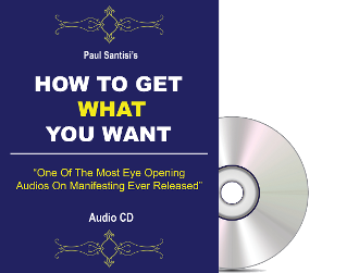 How To Get What You Want In LIfe FAST Physical CD