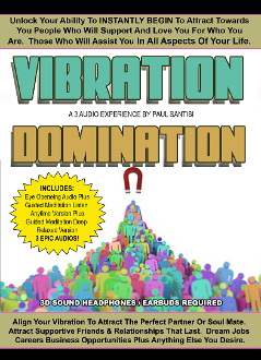HIDDEN SPECIAL VIBRATION DOMINATION 3 Audio Set