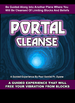 Portal Cleanse Remove Blocks Limiting Beliefs VISUAL Meditation