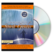 2CD SET Walking With SPIRIT GUIDES AMAZING DIGITAL AUDIO