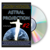"2CD SET Guided Meditation ASTRAL PROJECTION #2 ""roll technique'"