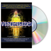 "2CD SET Guided Meditation ""VISUALIZE"""