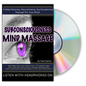 2 CD SET DEEP Subconscious Mind Massage - AMAZING!