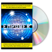 "2CD SET Guided Meditation ""EMPOWERMENT"""