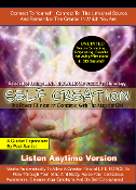 "Self Creation Guided Meditation 3D Sound ""listen anywhere audio"""