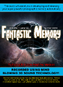 Fantastic Memory Meditation 3D Sound FULL LENGTH LISTEN ANYTIME