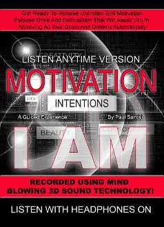 3D Guided Meditation I AM Motivation Intention LISTEN ANYTIME
