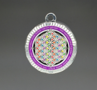 Energy Pendant RAINBOW With Stones + FREE SHIPPING