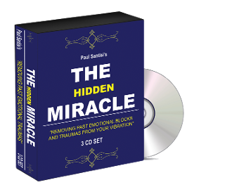 3 CD SET The Hidden Miracle Remove Blocks From Past Traumas