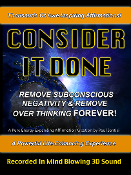 REMOVE OVER THIKNING AND NEGATIVITY CONSIDER IT DONE 3D AUDIO