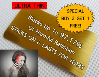 EMF Protection From All Wireless Devices BUY 2 GET 1 FREE