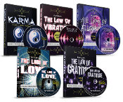 5 Universal Laws Audio Special HUGE DISCOUNT!