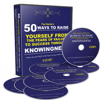 8 Audios 50 WAYS TO RAISE YOURSELF FROM FEARS TO SUCCESS FAST