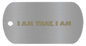 "NEW ""I AM THAT I AM "" Empowerment Energy Tags PLUS FREE SHIPPING"