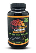 1 Month Supply Brain Support Complete Nootropics + FREE Audio +